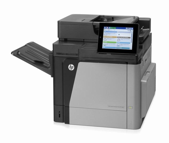 | Máy in Laser màu đa chức năng HP Color LaserJet Enterprise MFP M680DN