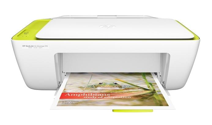 | Máy in phun màu đa chức năng HP DeskJet Ink Advantage 2135 All-in-One