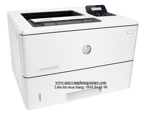 | Máy in Laser HP LaserJet M501n