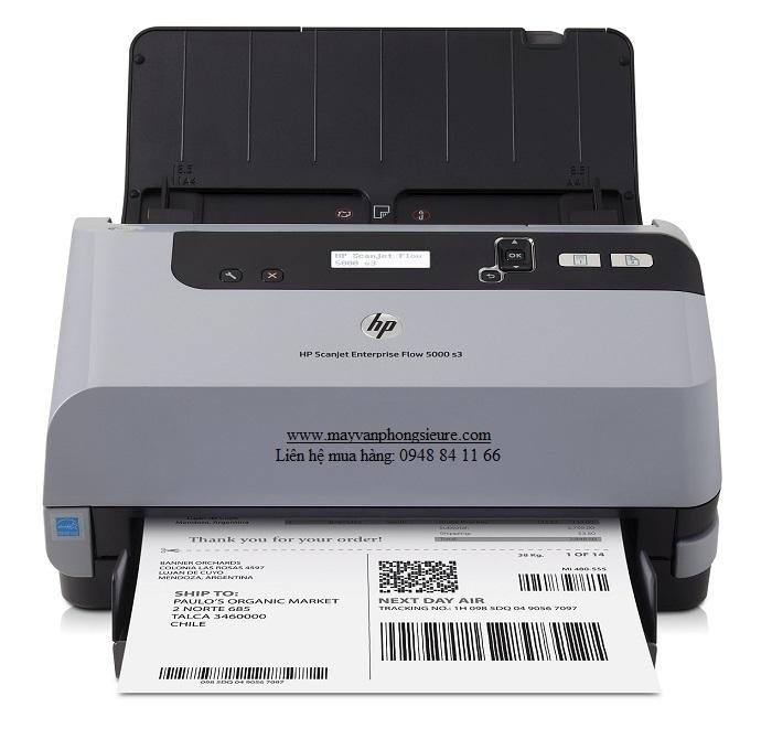 | Máy scan HP 5000 s3| Bán máy scan HP 5000s3