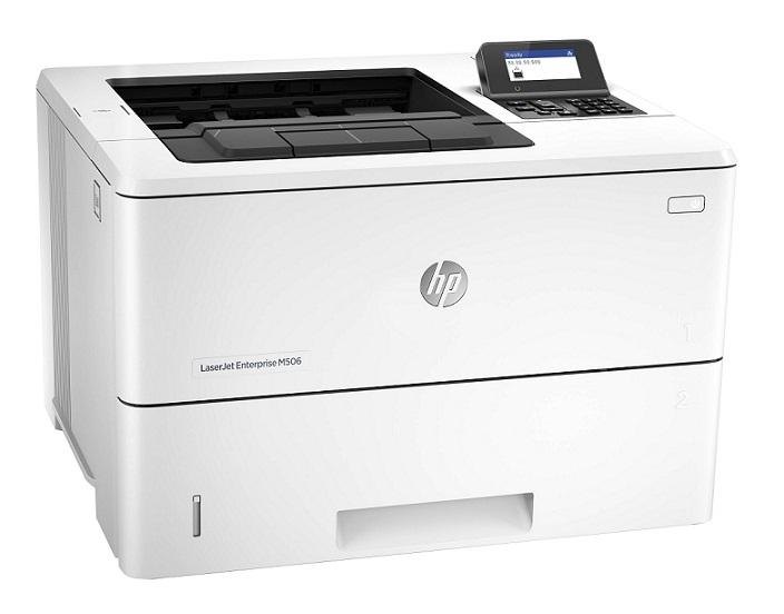 | Máy in HP LaserJet Enterprise M506N