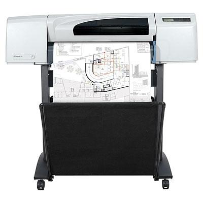 | Máy in màu khổ lớn HP Designjet 510 24-in Printer