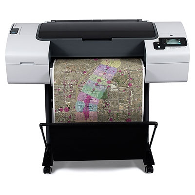 | Máy in màu khổ lớn HP Designjet T790 24-in Printer
