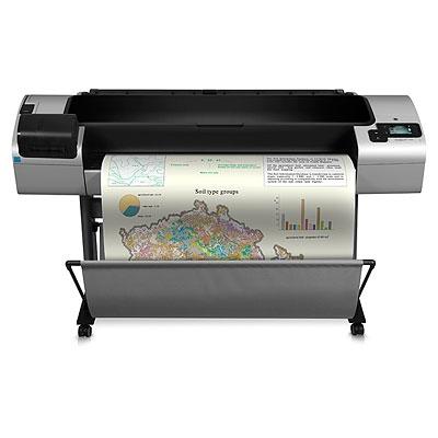   Máy in màu khổ lớn HP Designjet T1300 44-in Printer