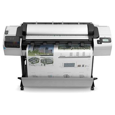   Máy in màu khổ lớn HP Designjet T2300 PostScript eMultifunction 44-in Printer