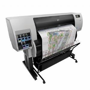   Máy in màu khổ lớn HP Designjet T7100 Printer
