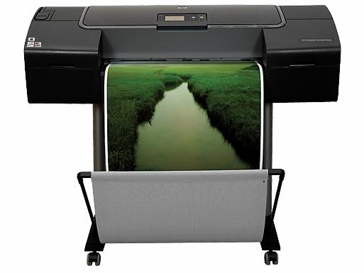  Máy in màu khổ lớn HP Designjet Z2100 24-in Photo Printer