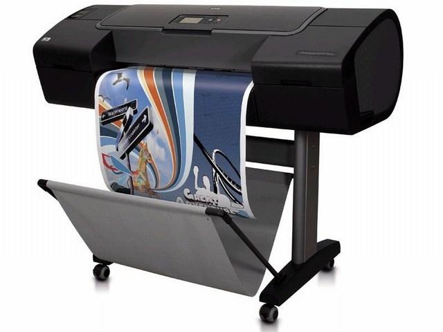   Máy in màu khổ lớn HP Designjet Z2100 44-in Photo Printer