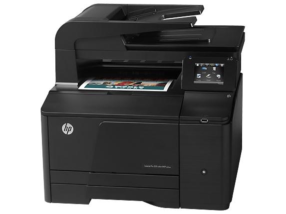 | Máy in Laser màu đa chức năng HP LaserJet Pro 200 color MFP M276NW (CF145A)