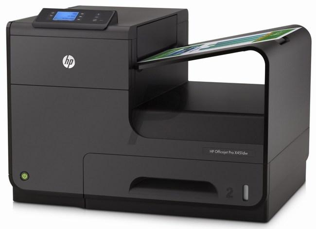 | Máy in phun màu đa chức năng HP OfficeJet Pro X451DW