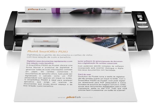 | Máy Scan Mobile Plustek D430