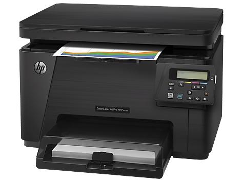 | Máy in Laser màu đa chức năng HP Color LaserJet Pro M176n