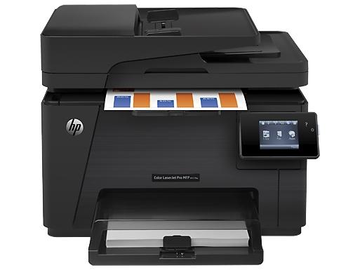 | Máy in Laser màu đa chức năng HP Color LaserJet Pro M177fw