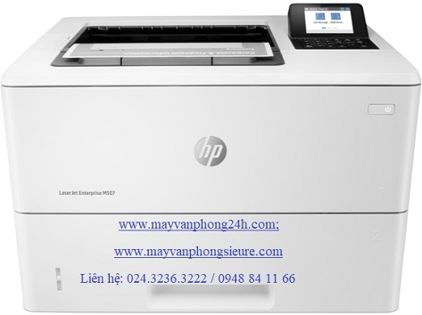 | Máy in HP LaserJet Enterprise M507n