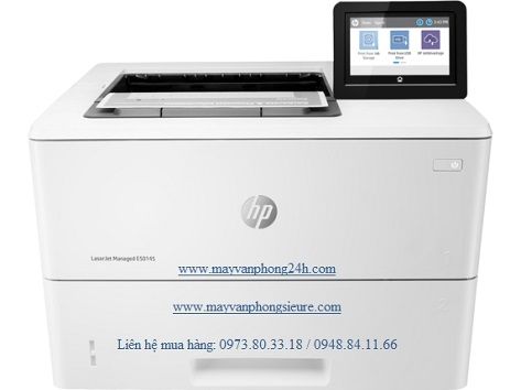 | Máy in HP LaserJet Managed E50145dn