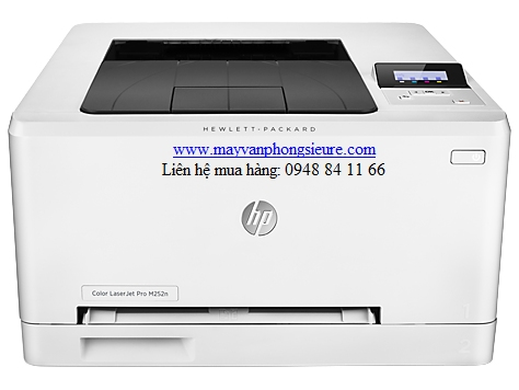| Máy in HP Color LaserJet Pro M252n