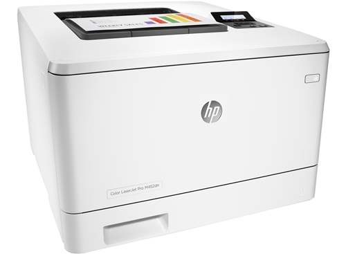 | Máy in HP Color LaserJet Pro M452NW