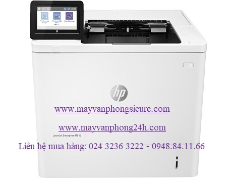 | Máy in HP LaserJet Enterprise M612dn (7PS86A)