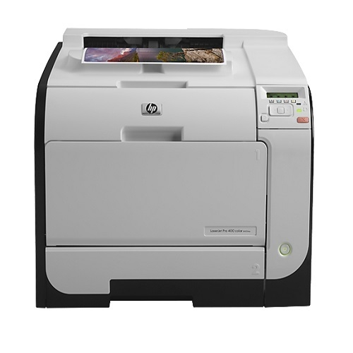 | Máy in Laser màu HP LaserJet Pro 400 color Printer M451NW