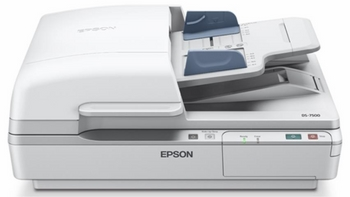 | Máy scan Epson WorkForce DS 7500