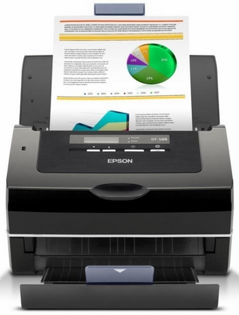 | Máy scan Epson WorkForce Pro GT S85