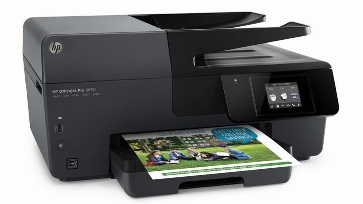 | Máy in HP Officejet Pro 6830 e-All-in-One