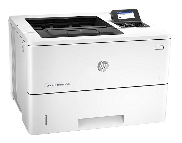| Máy in HP LaserJet Enterprise M506N