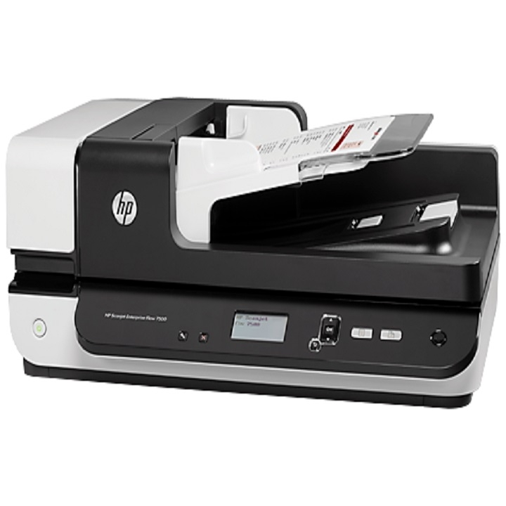| Sửa máy scan HP ScanJet Enterprise Flow 7500